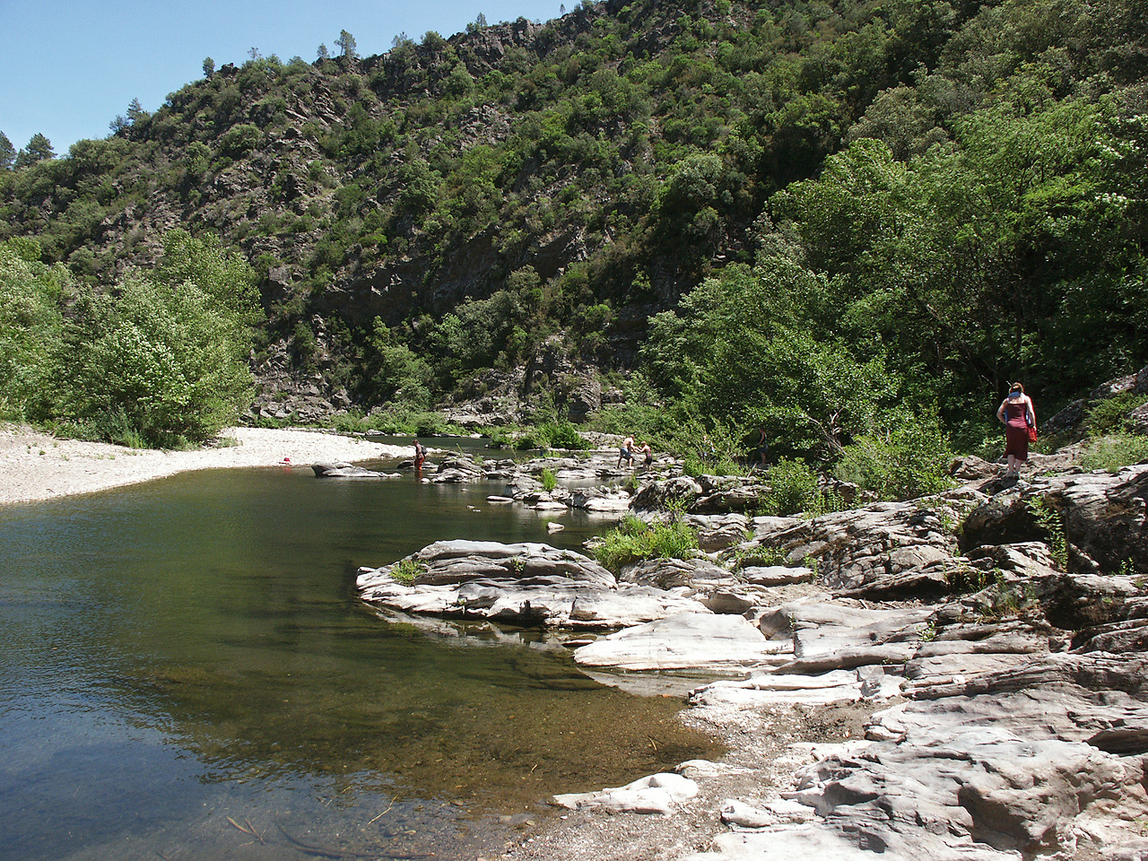 Holiday In An Essential Paradise In The Cevennes France
